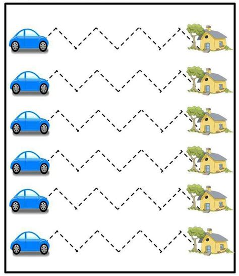 Pattern Writing For Nursery Class | pre writing activities for preschool 14 171 preschool and