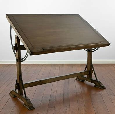 World Market Drafting Table Restoration Hardware 1920s Drafting Table Look 4 Less