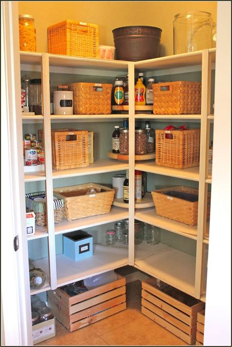 Lazy Susan For Pantry Closet by Corner Pantry Cabinet Home Design Ideas