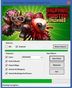 backyard monsters cheats backyard monsters unleashed hack online backyard