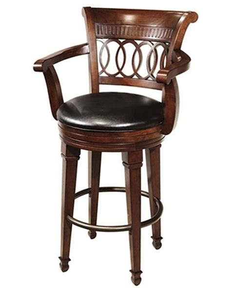 bar stools traditional traditional bar stool cortland by howard miller hm 697 026