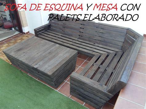 sofa palets sofa con palets sofa de esquina y mesa con palets cajones