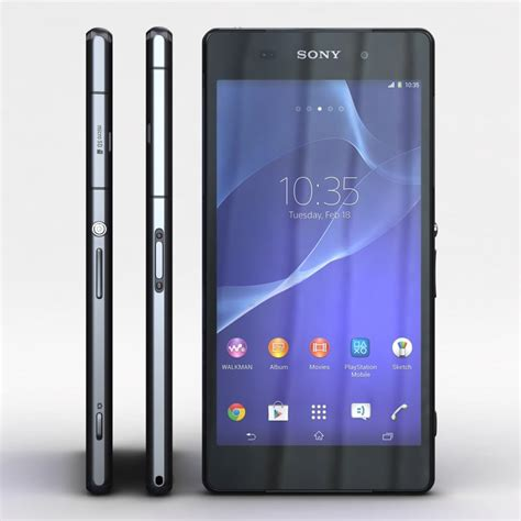 format video xperia z2 max sony xperia z2 black