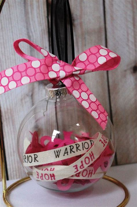 diy cancer ribbon ornaments best 25 december awareness month ideas on 30 day challenge the