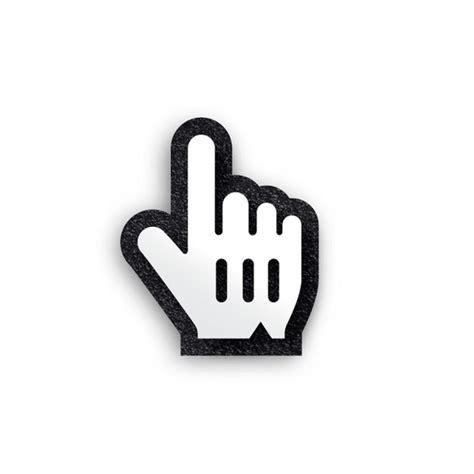 Mouse Finger Big Big Cursor Finger By Big Big Cursor Fab