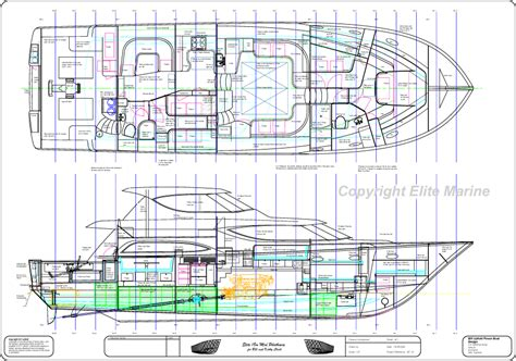 layout boat nz layout elite marine design bill upfold power boat