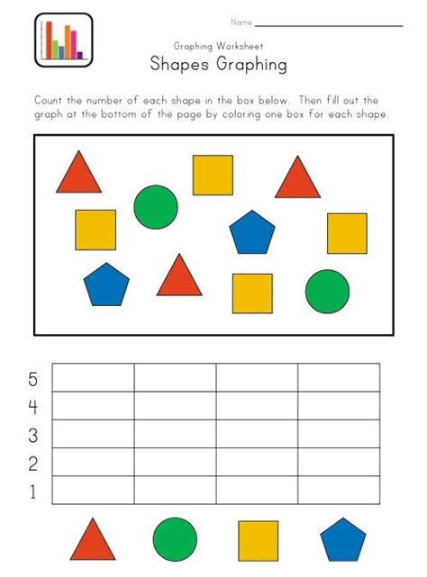 printable graphs for pre k number names worksheets 187 free graphing worksheets free