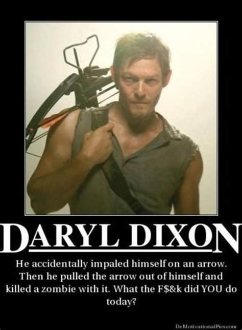 Walking Dead Meme Daryl - girl cut off shirt memes