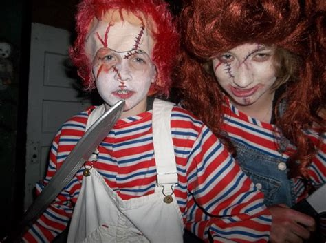 annabelle doll and chucky walk among us through stillwell manor in indiana
