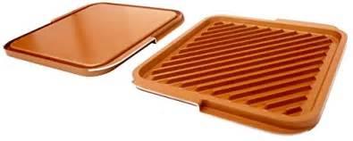 100 ceramic grill gridle non stick grill pan copper griddle ceramic titanium