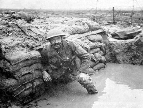 In The Trenches by Trench Warfare But Not As We It Historywithatwist