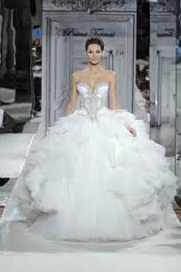 pnina tornai wedding dresses pnina tornai for kleinfeld 2014 wedding dresses weddingbells