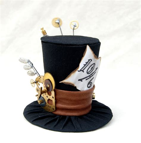 A Version Of Hat by Tiny Top Hat Steam Mad Hatter Version 4 By
