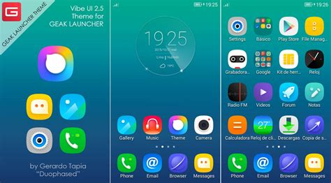 iphone themes for lenovo lenovo lets go of vibe pure ui for stock android