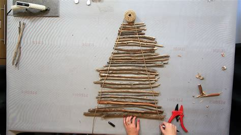 how to make a tree out of sticks decorations creative tree for small