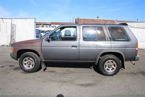 car engine manuals 1993 nissan pathfinder electronic toll collection 1993 nissan pathfinder xe 4wd 5 speed manual 6 cylinder no reserve