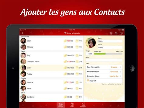 gift list app for iphone bons plans the gift list cell coyn