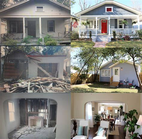 old house renovation before and after where we live before and after the restoration of a 1930s bungalow in carolina