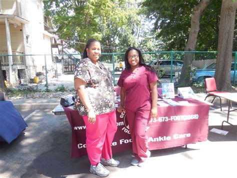 east orange housing authority office news east orange nj gentle touch foot care dr theall