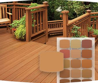 semi transparent waterproofing wood stain sealer behr