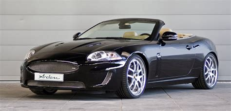 how things work cars 2009 jaguar xk transmission control arden works over the 2010 jaguar xkr convertible