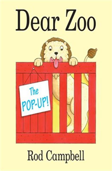 The Pop Up Dear Zoo The Pop Up Dear Zoo By Rod Cbell