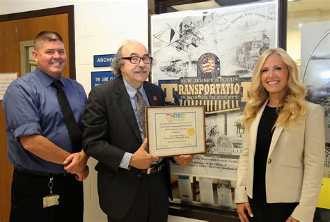 Monmouth County Clerk Property Records Monmouth County Archives Earns Statewide Award For