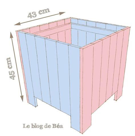 Diy Tabouret by Diy Astucieux Tabouret En Bois De Palette Le De