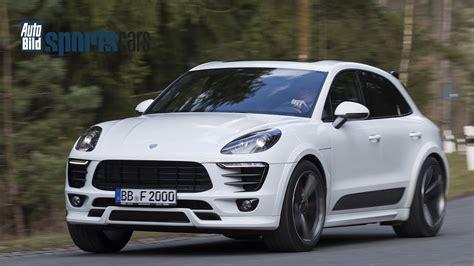 Auto Bild Sportscars 2 by Tuning Im Detail Techart Macan 2 0 Fahrbericht Review