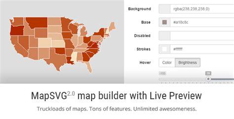 jquery vector usa map mapsvg jquery responsive vector maps floorplans
