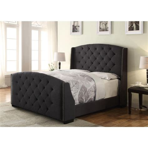 queen headboard and footboard frame queen bed frames with headboard and footboard bed frames