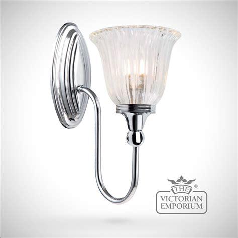 victorian bathroom lighting bathroom wall light blake 1 in polished chrome lights