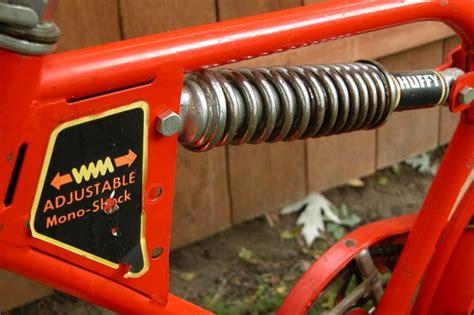 Mono Shok Shock Monoshock Mx Gp Proseries Ride It Merah 1976 huffy mono shock bmxmuseum
