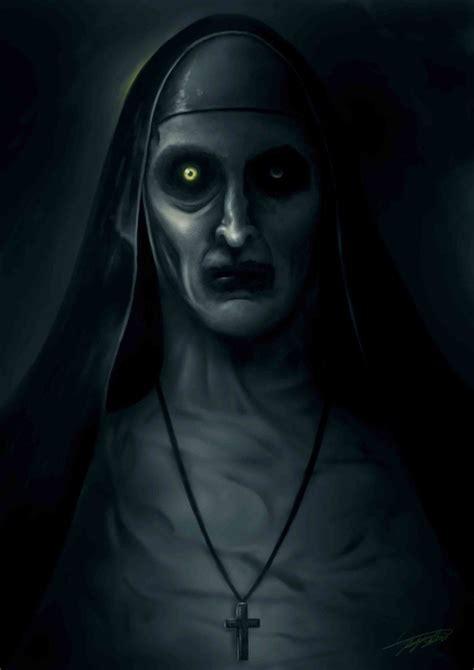 film horor valak servant38 deviantart