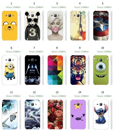 Softcase Cby Samsung J5 Stitch cases for samsung galaxy j5 wars batman tiger stitch adventure time tiger 15designs white