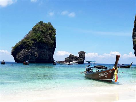 best speed boat tour to phi phi island phi phi island by speedboat itinerary my thailand tours