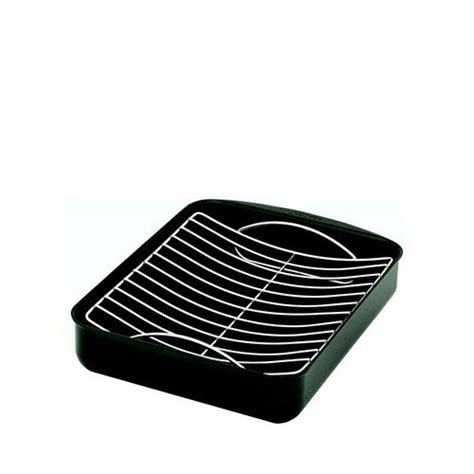 Small Roasting Pan With Rack by Scanpan Classic Small Roaster With Rack On Sale Now