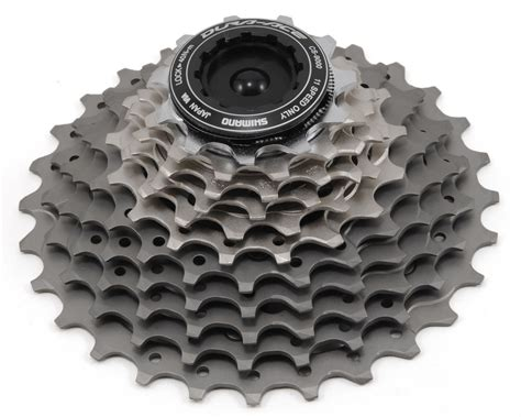 dura ace 11 speed cassette ics900011 p shimano dura ace cs 9000 11 speed cassette