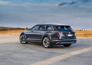 Cadillac Suv A Gorgeous Cadillac Escala Crossover Suv Gm Authority