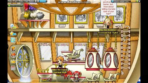 hair color coupon reg maplestory