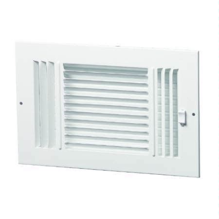 Hvac Ceiling Registers by 10x4 Pro Select Hvac Vent Sted 3 Way Grille Diffuser