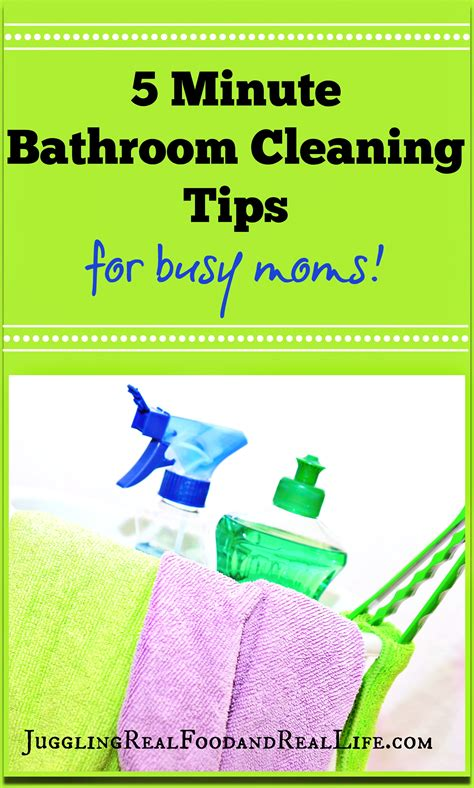 5 minute kitchen cleaning tips for busy moms juggling 5 minute bathroom cleaning tips for busy moms juggling