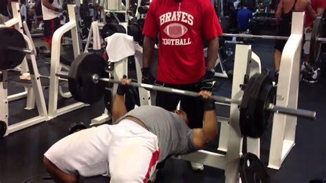 275 pound bench press 275 lb bench press x 20 reps youtube