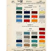 Paint Colors For 1967 To 1972 C 10 Chevy Truck  Autos Post