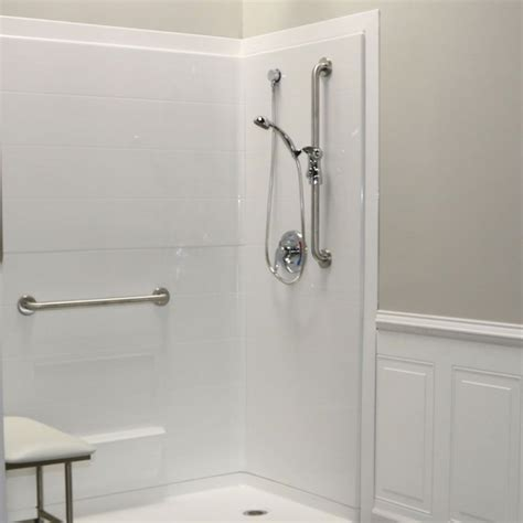 Shower Surround Trim by 3 Quot Flange Trim Kit For Freedom Showers