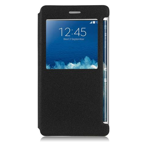 Fonel Fashionable Simple Wallet Note Edge Sm 915 Original 100 for samsung galaxy note edge sm n915 leather flip wallet cover slim view uk ebay