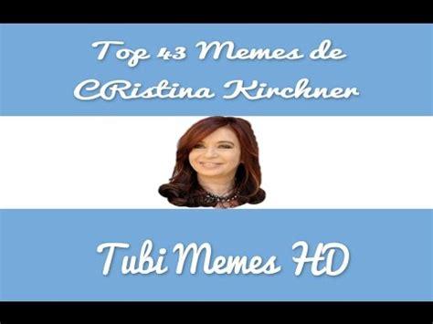 cristina fernandez de kirchner memes top 43 memes de cristina kirchner en espa 209 ol tubi memes