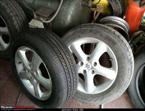 Tires For Suzuki Sx4 Maruti Suzuki Sx4 Tyre Wheel Upgrade Thread Page 9