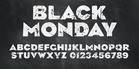 Black Monday Mba by Tag Quot Eagle Bold Quot 171 Myfonts