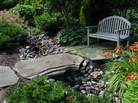 backyard bridges fill in the lacking beauty in your garden with a bridge